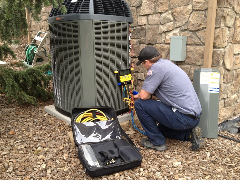 Choose Parker Heating and Air to repair you heat pump near Littleton, CO.