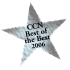 CCN Best of the best 2006 for their great AC repair service in Parker, CO